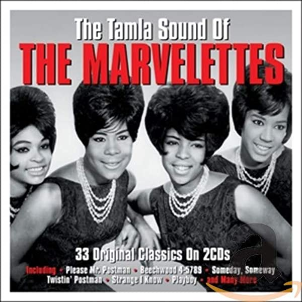 The Tamla Sound Of [Import] - The Marvelettes