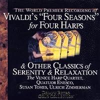 Vivaldi: Four Seasons for Four Harps