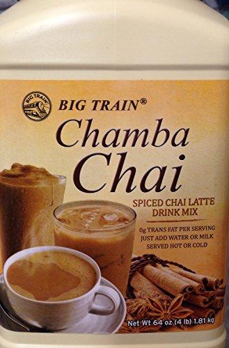 Chamba Chai Spiced Chai Latte ...