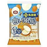 亀田製菓 白い風船ミルククリーム 18枚