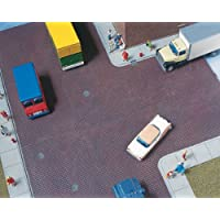 Walthers Cornerstone Series Kit HO Scale Full Set Brick Street System
