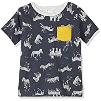 Fox & Finch Baby Safari Print TEE