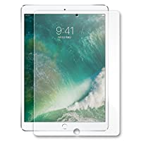 [MC MORE CRYSTAL] 【安心保障付き 日本製 旭硝子】 新型 iPad 10.5インチ 2017 専用 極薄 0.33mm 日本製 強化ガラスフィルム 硬度 9H ラウンドエッジ 気泡防止 気泡ゼロ 指紋防止 新型アイパッド 10.5inch iPad10.5 保護フィルム 保護シート 液晶保護 タブレット 人気 va016 17AC6-2-CLRs