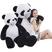 パンダ ぬいぐるみ 巨大 Pandaデカイぬいぐるみ プレゼント女性 ぬいぐるみ彼女 クリスマス お誕生日プレゼント 特大 パンダ (170CM)