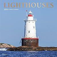 Lighthouses 2018 Calendar