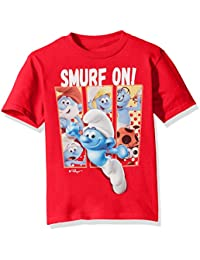 The Smurfs SHIRT ボーイズ