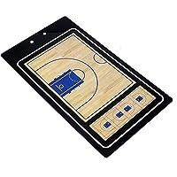スポーツ用品 プロのバスケットボールのコーチングボードコーチクリップボード乾式消去W/マーカーボード戦術ポータブルPVC磁気バスケットボール戦術ボード スポーツアクセサリー (色 : One color, サイズ : 35.5*20cm)