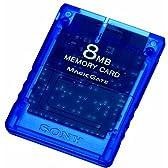 PlayStation 2専用メモリーカード(8MB) アイランド・ブルー/エメラルド