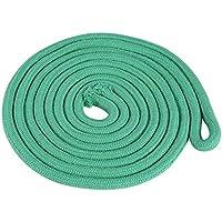 新体操 ロープ カラーロープ トレーニングロープ 新体操手具 縄 スポーツ 体操 競技用 長さ約 3m 直径約 1cm