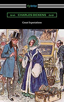 Great Expectations (with a Preface by G. K. Chesterton and an Introduction by Andrew Lang) by [Dickens, Charles]