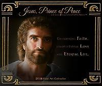 2018 Prince of Peace Fine Art Wall Calendar featuring the real face of Jesus as seen in Heaven is for Real Art by Akiane Kramarik [並行輸入品]