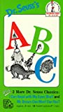 Dr. Seuss - Dr. Seuss's ABC [VHS] [Import]