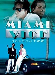 Miami Vice: Season Two [DVD] [Import]