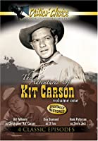 Adventures of Kit Carson 1 [DVD]