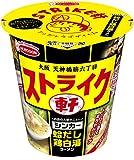 エースコック 一度は食べたい名店の味 ストライク軒 シンカー 蛤だし鶏白湯ラーメン 90g ×12個