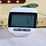 ニューバランス 腕時計 Nameoアウトドア多機能デジタル歩数計ステップMovement歩数計ウォーキングカロリー距離カウンターwith Extra Large防水LCD表示