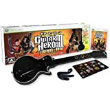 ギターヒーロー3 レジェンド オブ ロック(ギターヒーロー3専用「ワイヤレス レスポールコントローラー」同梱) - Xbox360