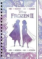 アナと雪の女王2 Frozen 2 ゴムバンド付きリングノート / B6サイズ