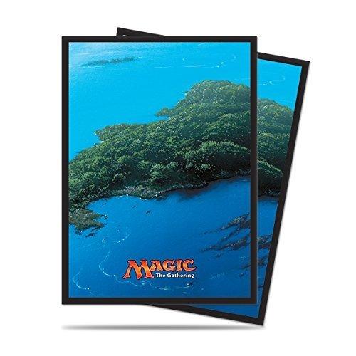 マジック:ザ・ギャザリング [島] デッキプロテクター パック