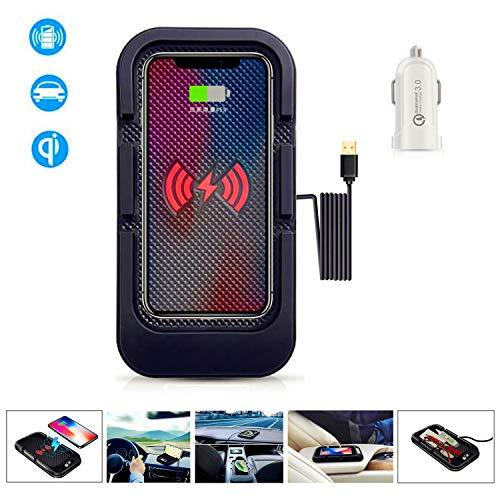 JEのシリコーン車の無線充電器の台紙、iPhone Xs M...