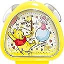 ティーズファクトリー 置き時計 くまのプーさん H13.5×W13×D5cm ディズニー グラフィティ2 おむすびクロック DN-5520173PO