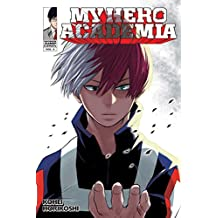 My Hero Academia, Vol. 5 (Volume 5): Shoto Todoroki: Origin