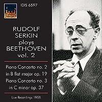 Beethoven: Piano Concertos 2 &