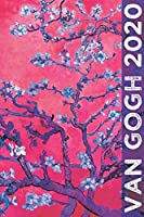 Van Gogh 2020: Art Planner and Datebook Monthly Weekly Scheduler and Organizer   Vertical Days Dated Layout with Monday Start   Aesthetic Elegant Agenda and Daily Appointment Book (Painting Series)