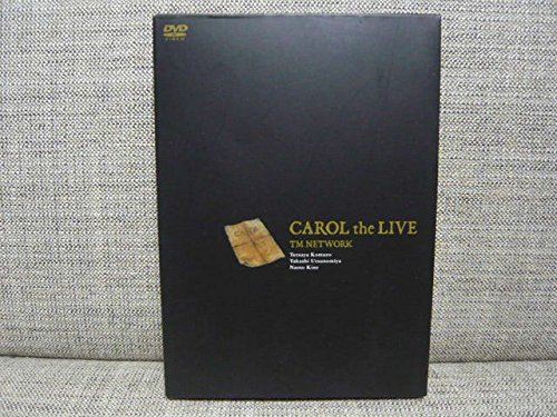 CAROL the LIVE [DVD]
