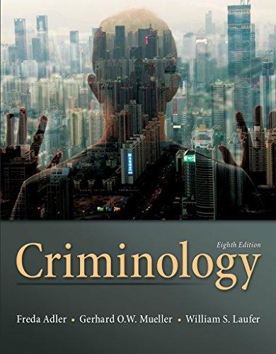 Download Criminology 0078026423