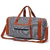 Fitness Bag, Outdoor Fitness Bag Canvas Travel Bag Large Capacity Slung Shoulder Bag