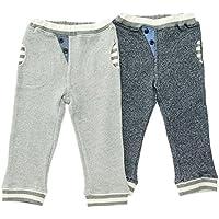 La Chiave (ラ キエーベ ) 長丈パンツ (80~130cm) キムラタンの子供服 (53316-173) ネイビーブルー 95