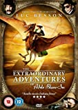 The Extraordinary Adventures of Adele Blanc-Sec by Louise Bourgoin