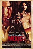 Once Upon a Time in Mexico 27 x 40映画ポスター – スタイルA Unframed 270012