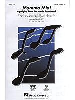 Mamma Mia! / マンマ・ミーア!映画サウンドトラックからのハイライト 混声四部合唱(SATB) 合唱 楽譜. For 合唱, 混声四部合唱(SATB), ピアノ伴奏