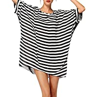 Romote Beautyer Womens Swimsuit Cover Up Beach Wear Dress Bikini Top Coverup