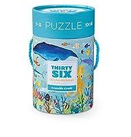 100pc Puzzle/ocean Animals