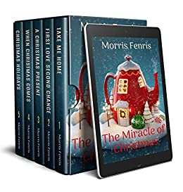 The Miracle of Christmas Box Set by [Fenris, Morris]