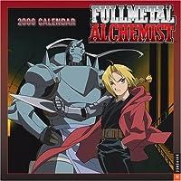 Fullmetal Alchemist 2006 Calendar