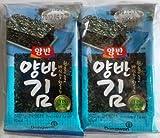 韓国海苔 ヤンバンカット 8切8枚×8袋入 (×6袋)