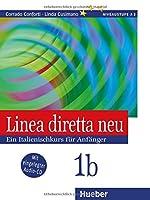 Linea diretta neu 1 B. Lehr- und Arbeitsbuch. Mit CD: Ein Italienischkurs fuer Anfaenger