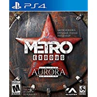 Metro Exodus Aurora Limited Edition PS4 メトロエクソダスオーロラ限定版PS4 北米英語版 [並行輸入品]