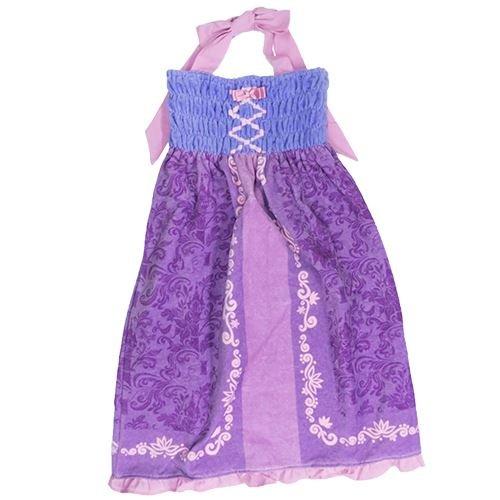 [해외]라푼젤 랩 드레스 버스 드레스 감기 수건 약 82cm 어린 이용 드레스 라푼젤 [4992272613070]/Rapunzel on the tower Lap dress Bath dress wrapped towel Approximately 82 cm Children`s dress Rapunzel [4992272613070]