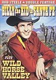 Billy the Kid in Santa Fe / Wild Horse Valley [DVD] [Import]