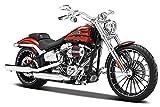 1/12 【ハーレーダビッドソン】 Harley Davidson 【 HD CVO Breakout 2014(Red)】マイスト/2014 CVO ブレイクアウト レッド