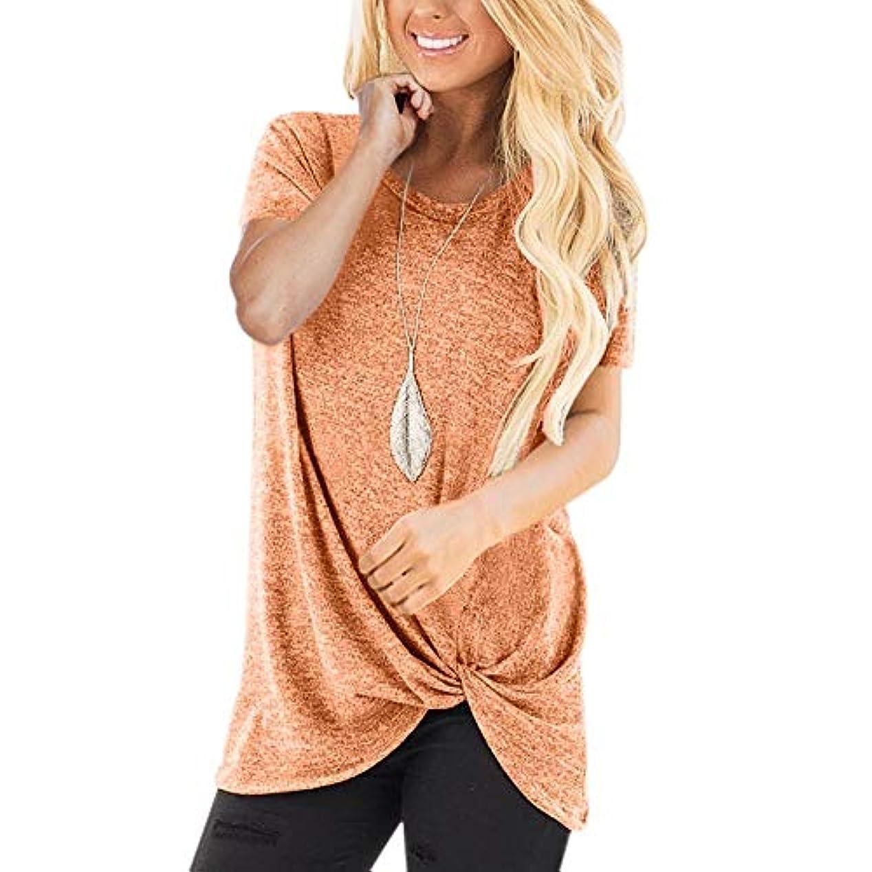 鑑定控えるスマイルMIFAN コットンTシャツ、カジュアルTシャツ、レディースブラウス、トップス&Tシャツ、プラスサイズ、ルーズtシャツ