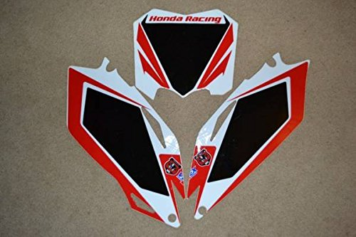 CRF250R CRF450R 09-13 ONE RACING グラフィック