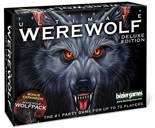 究極の人狼デラックス (Ultimate Werewolf: Deluxe Edition) [並行輸入品] カードゲーム
