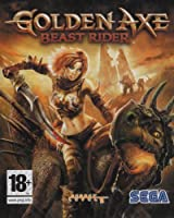 Golden Axe Beast Rider (輸入版)