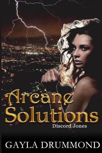 Download Arcane Solutions: A Discord Jones Novel 061559705X